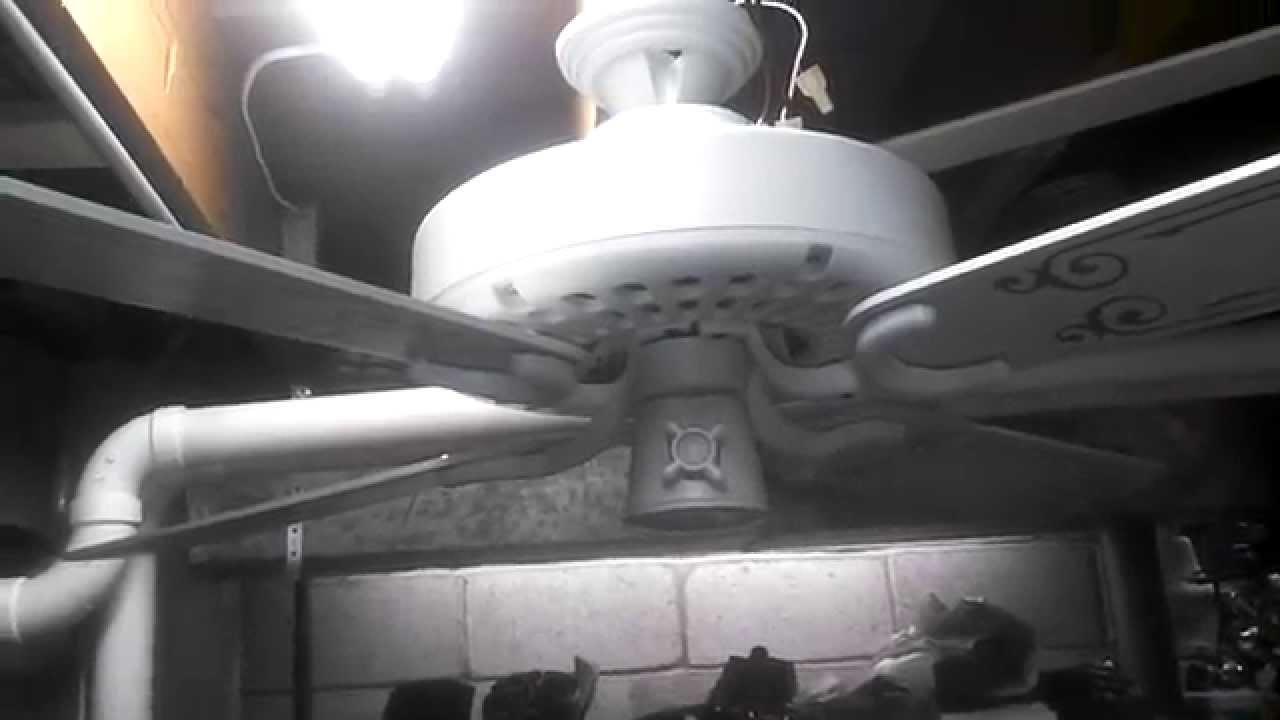 Magic heat ceiling fan youtube magic heat ceiling fan mozeypictures
