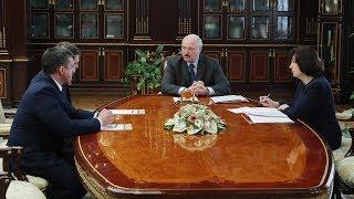 Лукашенко: «Те коровы обошлись стране на вес золота!» Президент прокомментировал громкие увольнения