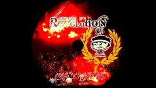 """8-2006 Bdina : Album Crazy Boys 2010/2011 """" Révolution cb """""""