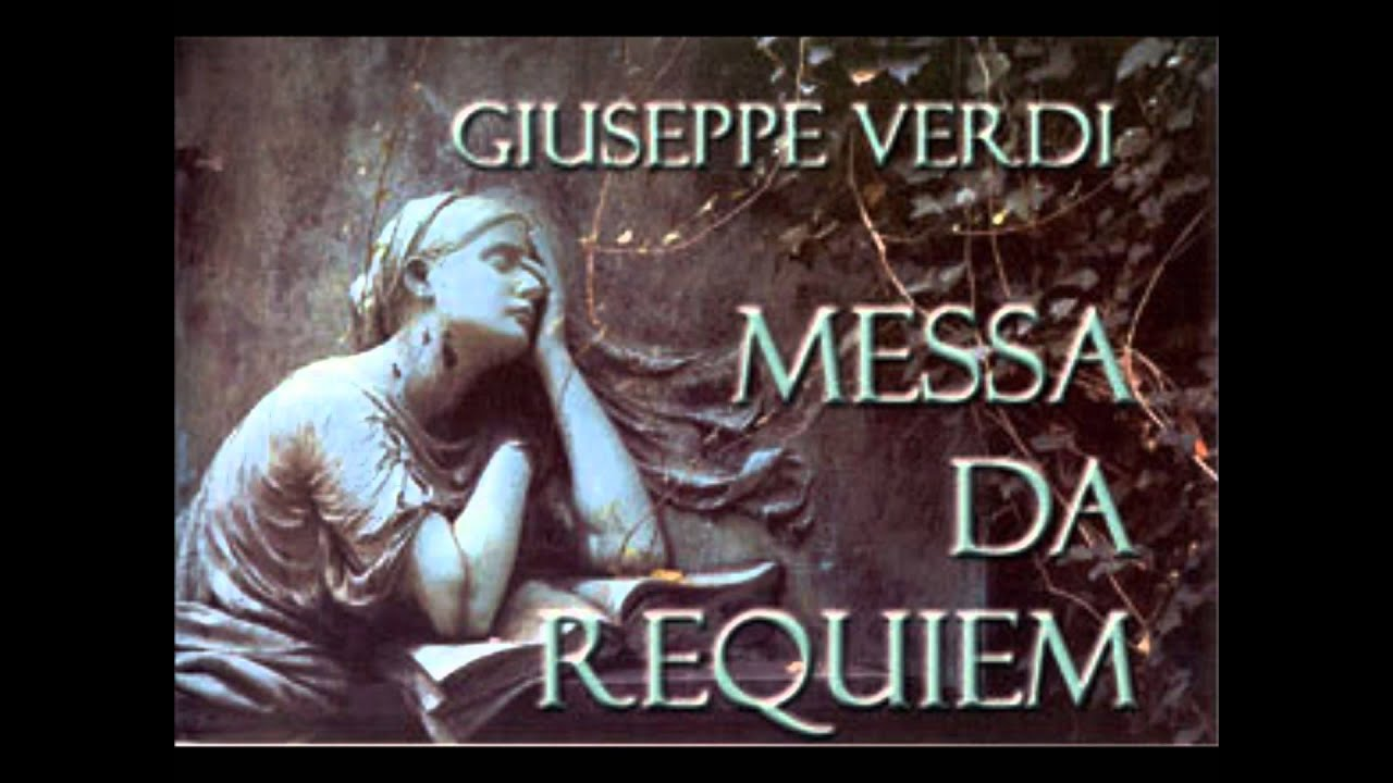 verdi requiem Verdi's choral masterpiece and one of the most enduring requiems ever - find out what went into this landmark of the romantic era.