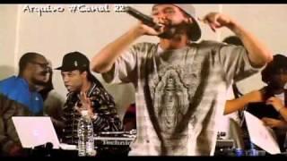 "Download Video TV Improviso #Canal 22 - Mc Gil Metralha - ""Cobra Cega"" MP3 3GP MP4"