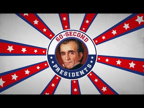 James K. Polk | 60-Second Presidents | PBS