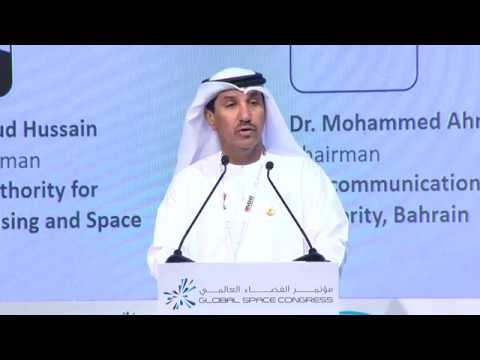Space and the Arab World: Panel Discussion at Global Space Congress