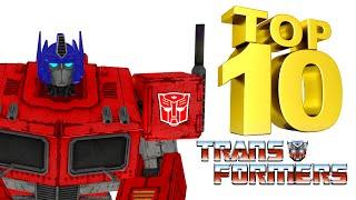 OPTIMUS PRIME's TOP 10 Best & Worst Transformers