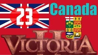 To Cripple a Nation [23] Canada Victoria II