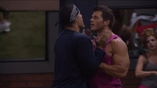Big Brother After Dark - The Boxing Bet Is Set