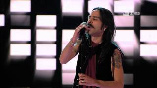 The Voice IT | Serie 3 | Blind 1 |  Angelo Bilanzuolo