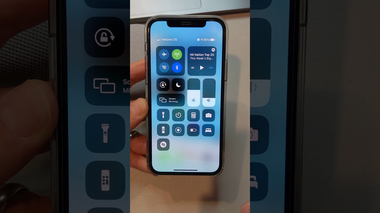 Download How to activate the new iPhone Shazam shortcut in Control Center