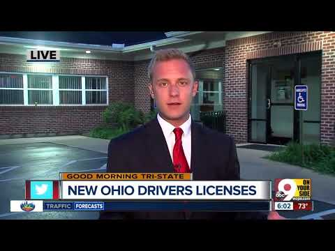 Ohio BMV to start issuing new 'compliant' driver licenses in July