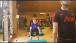 PUMP X w/ Sas fitness