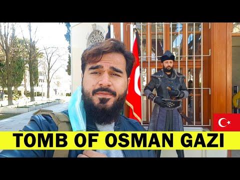 TOMB OF OSMAN