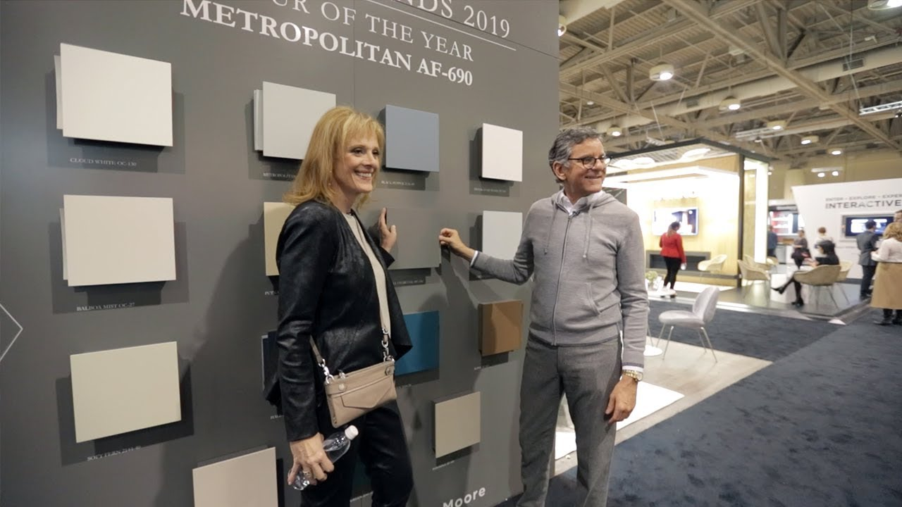 Get An Inside Look At The 2019 Toronto Interior Design Show Youtube