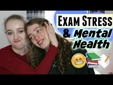10 Tips for Dealing with Exam Stress & Looking After your Mental Health ❤️ (with Liv Rook)