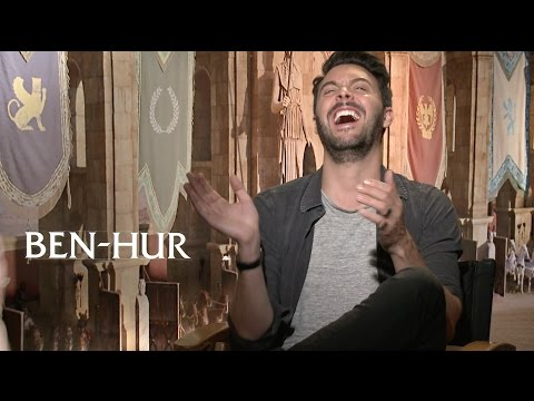 Ben Hur: Jack Huston on how becoming a dad changed him
