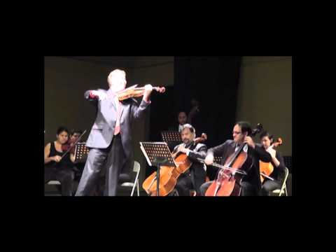 James Greening-Valenzuela/Haydn Violin Concerto in G Major