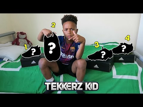 Special Pro Player Signed Boots!! | Quadruple Football boot Unboxing!!