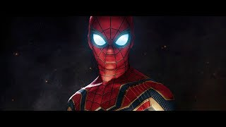 (BAD TRiP) Клип про человека паука из MARVEL HD(simon curtis superhero)