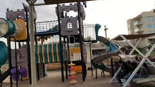 Детская Площадка в отеле Альбатрос Вайт Бич Хургада Обзор Отдых в Египте 2021