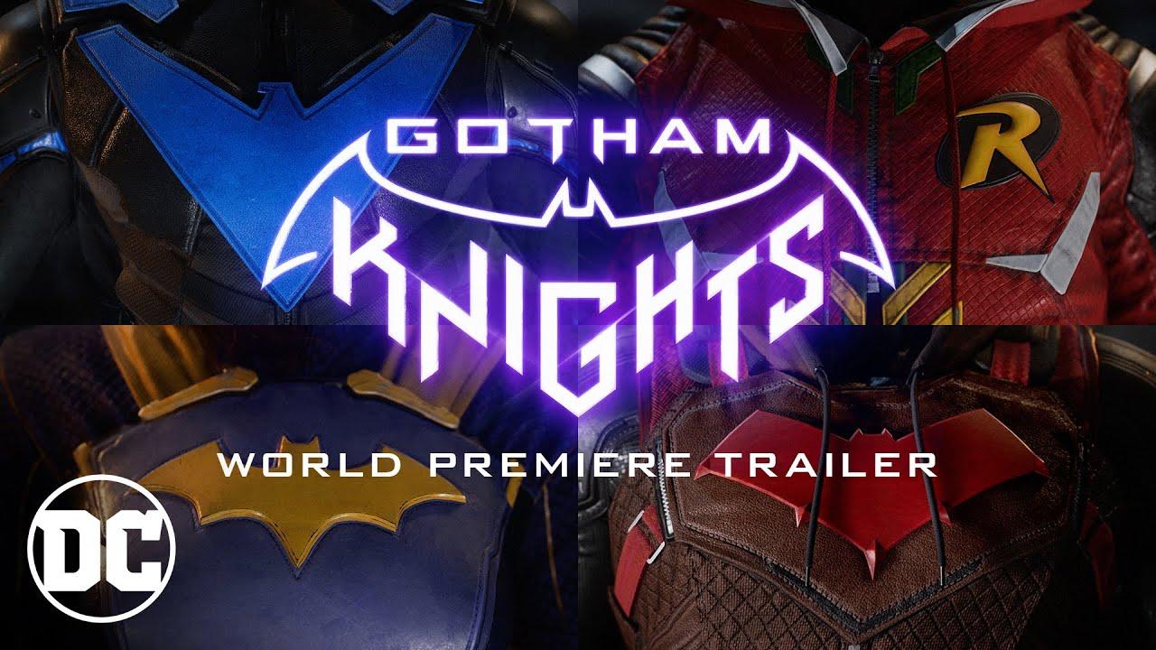 Batman - Gotham Knights -WorldPremiereTrailer