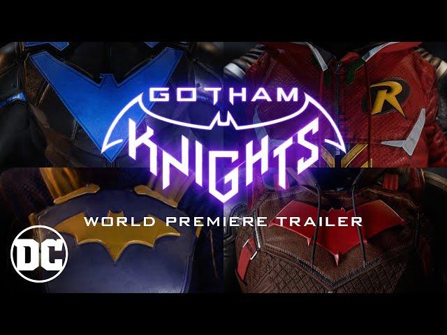 Gotham Knights (видео)