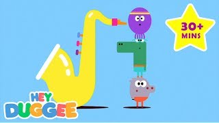 Sing and Dance with Duggee! - 30+ Minutes - Hey Duggee Best Bits - Hey Duggee