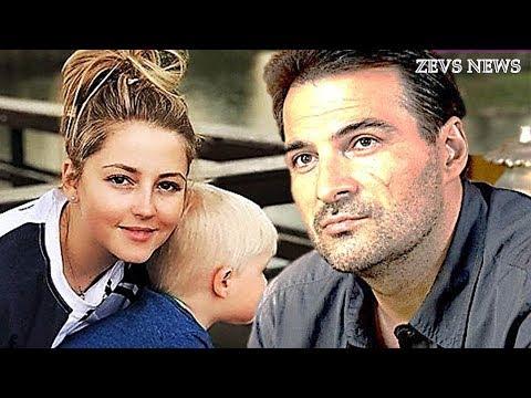 Жена и дети любимого актера Александра Дьяченко!
