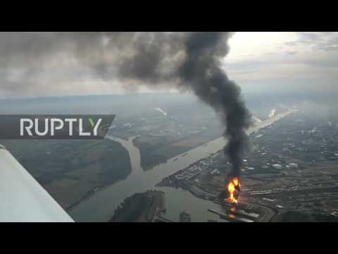 Germany: Fire engulfs BASF chemical plant following blast; several missing