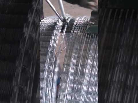 clips razor wire concertina razor wire