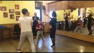 Обучение танцу Лезгинка в Алматы. Школа Лезгинки Ловзар. Нариман