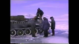 видео: Рыбалка на Чукотке в зимний период. Часть 2.