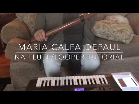 Native American Flute and Keyboard Looper