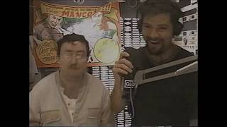 Mancow - funny Cowboy Ray moment
