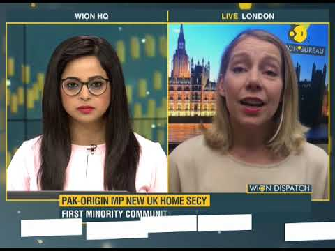 WION Dispatch: Pak-origin Sajid Javid appointed as new UK home secretary