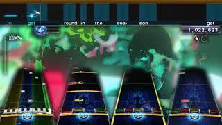Long Season (Live) by Fishmans Rock Band 3 Custom Chart Preview
