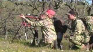CA Wild Boar Hunt #2
