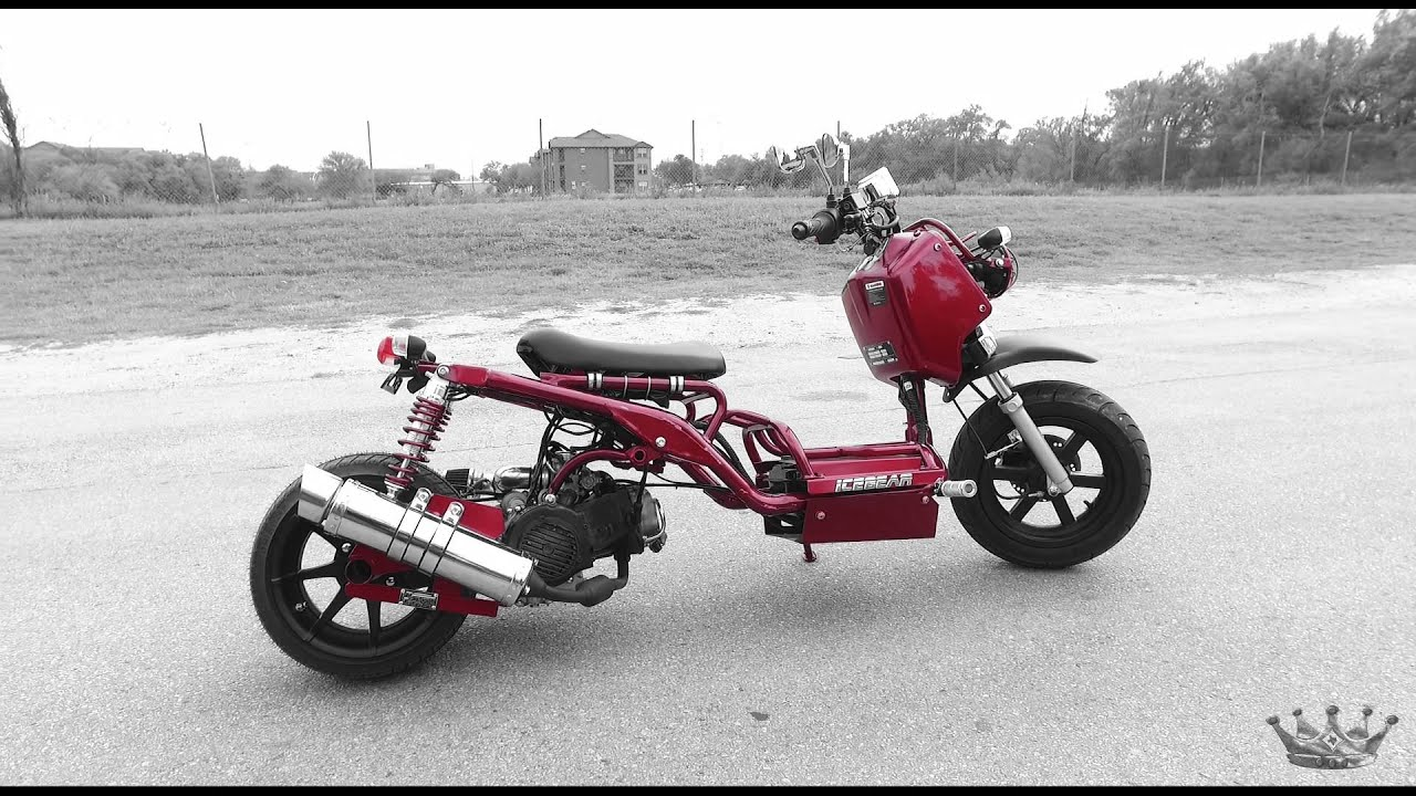 hight resolution of icebear maddog 150cc scooters