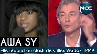 Touche pas à mon poste: Awa Sy (The Voice 4) répond à Gilles Verdez !