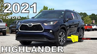 2021 Toyota Highlander - Ultimate In-Depth Look in 4K