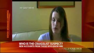 Bizarre Evidence in Craigslist Case