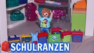 Playmobil Film deutsch - Ein Schulranzen für Linus
