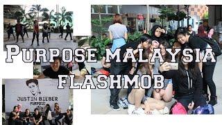 Justin Bieber Purpose Flashmob Malaysia