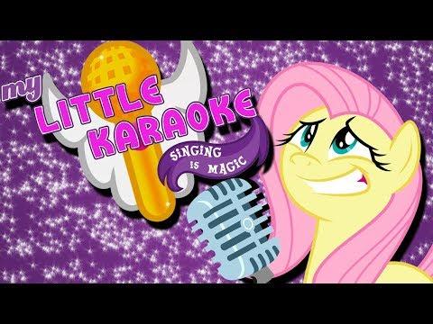 Magnus Sings My Little Karaoke