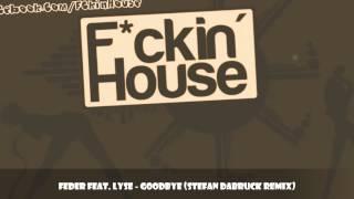 Feder feat. Lyse - Goodbye (Stefan Dabruck Remix)