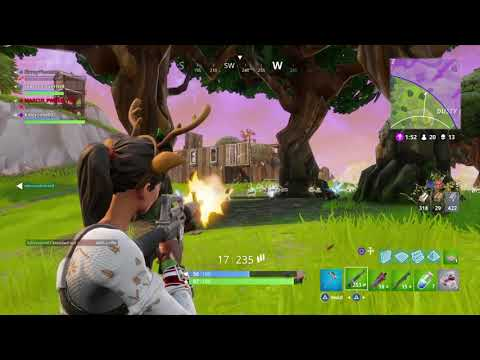 19 kills in fortnite  almost 20 but went down hill