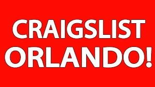 Craigslist Jobs Orlando Florida BuyerPricer