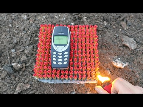 NOKIA 3310 OVER 1000 MATCHES ! Will it...