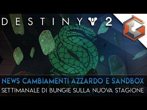 Destiny 2 News | Modifiche ad Azzardo e Nerf Shotguns | Settimanale di casa Bungie thumbnail