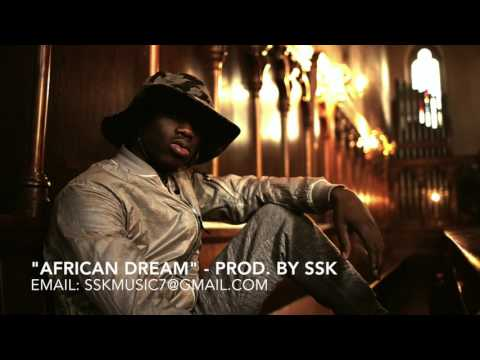 "*FREE BEAT* 🔥 J Hus X Yxng Bane X Burna Boy Afro Swing type beat ""African Dream"" Prod - by SSK"