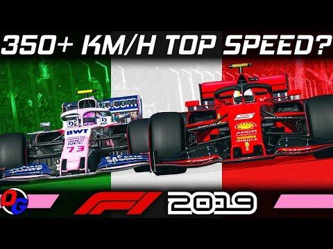 F1 2019 KARRIERE #15 – Monza, Italien GP | Let's Play Formel 1 Deutsch Gameplay German