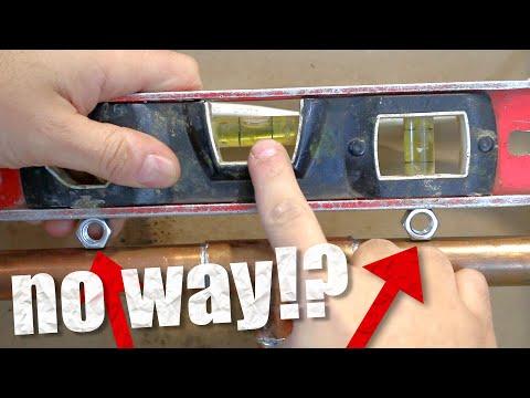 The 5 BEST PLUMBING Tricks On Youtube! | GOT2LEARN